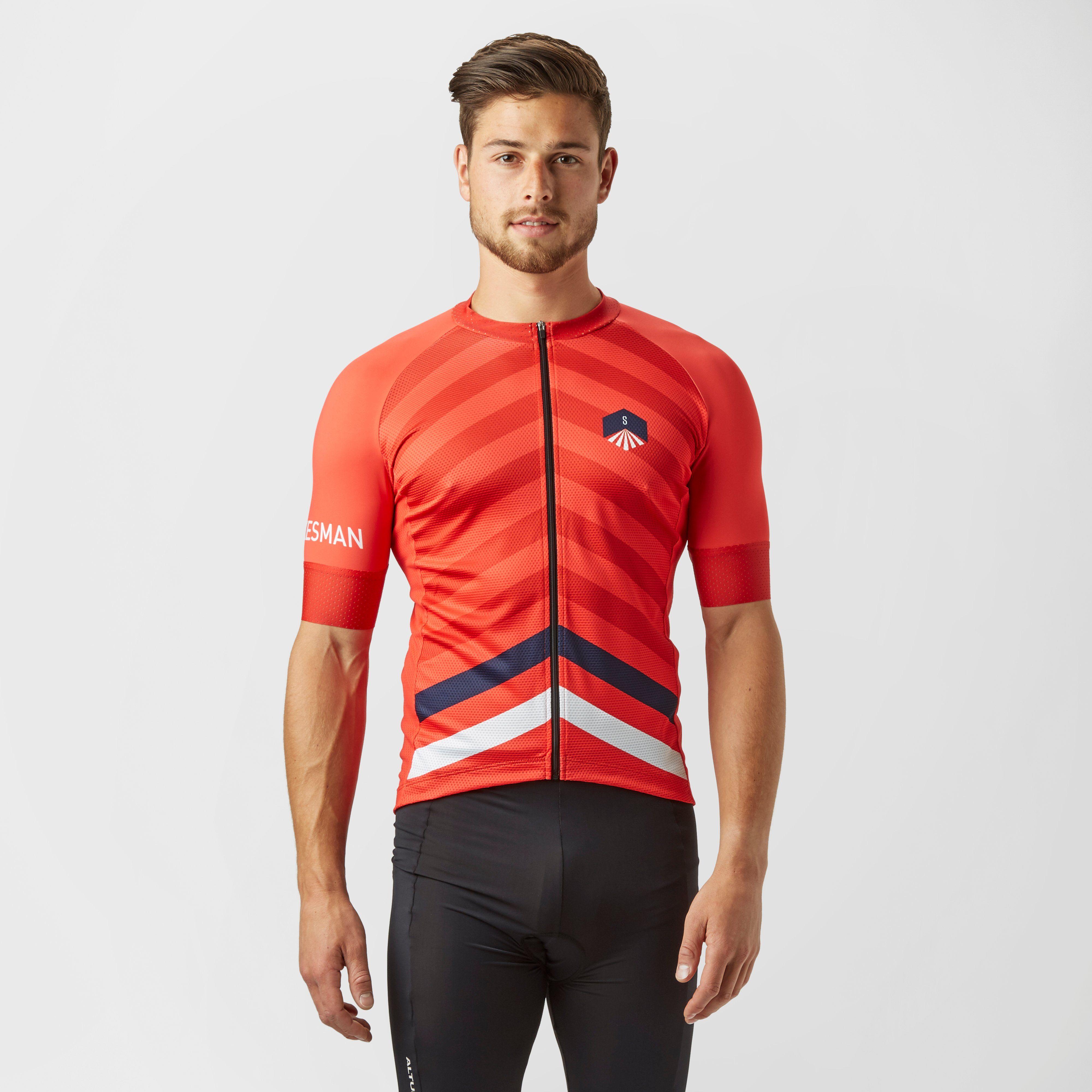 SPOKESMAN Men's Attack Cycling Jersey