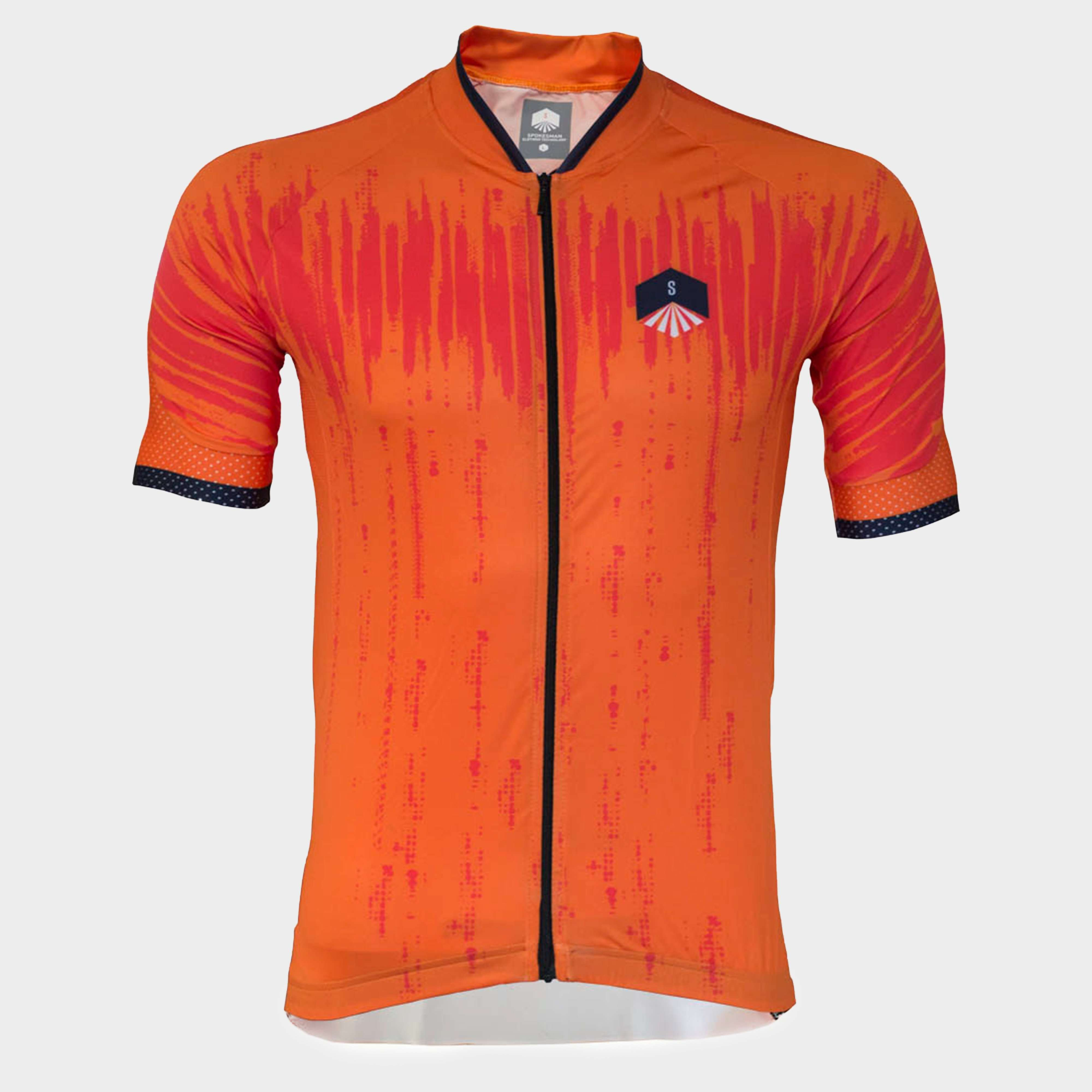 SPOKESMAN Men's Tracker Cycling Jersey
