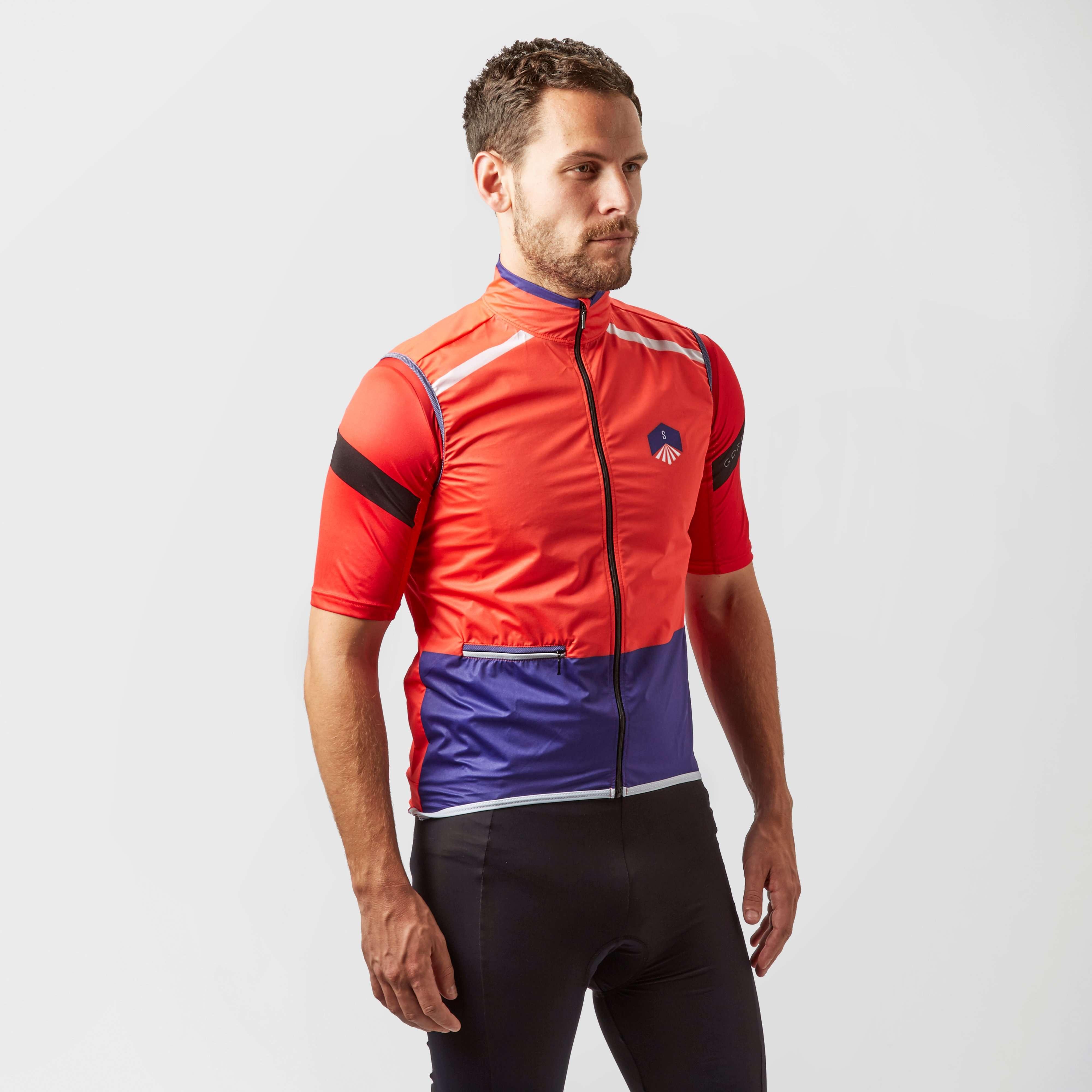 SPOKESMAN Men's Summer Cycling Gilet