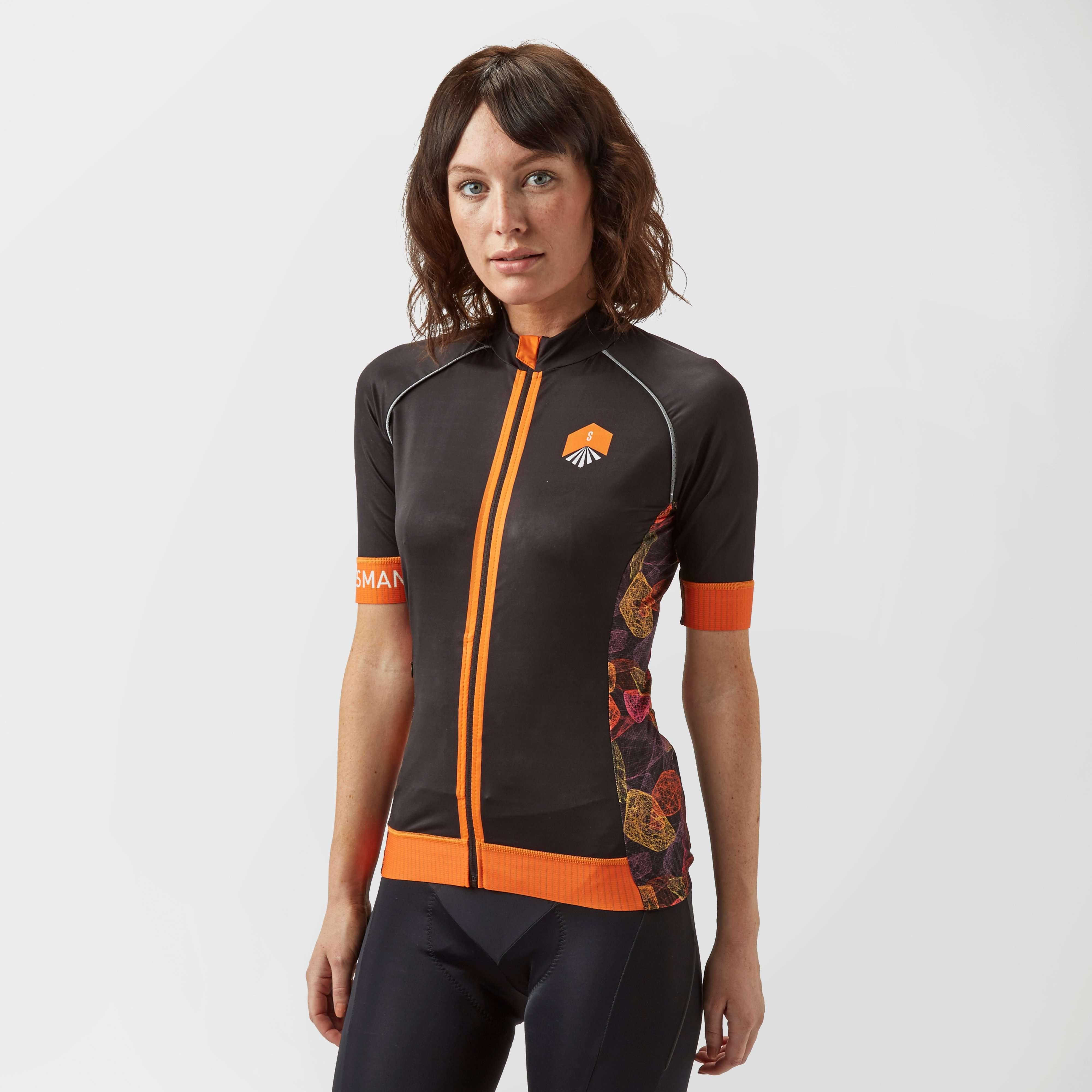 SPOKESMAN Women's Ladies Cycling Jersey