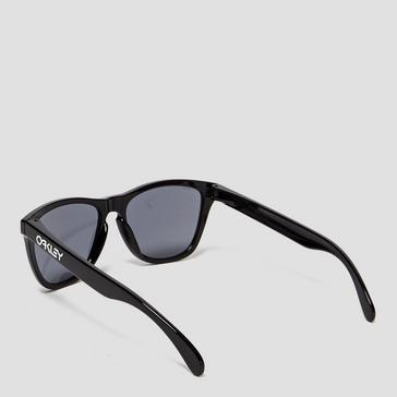 Black Oakley Frogskins ™  Sunglasses