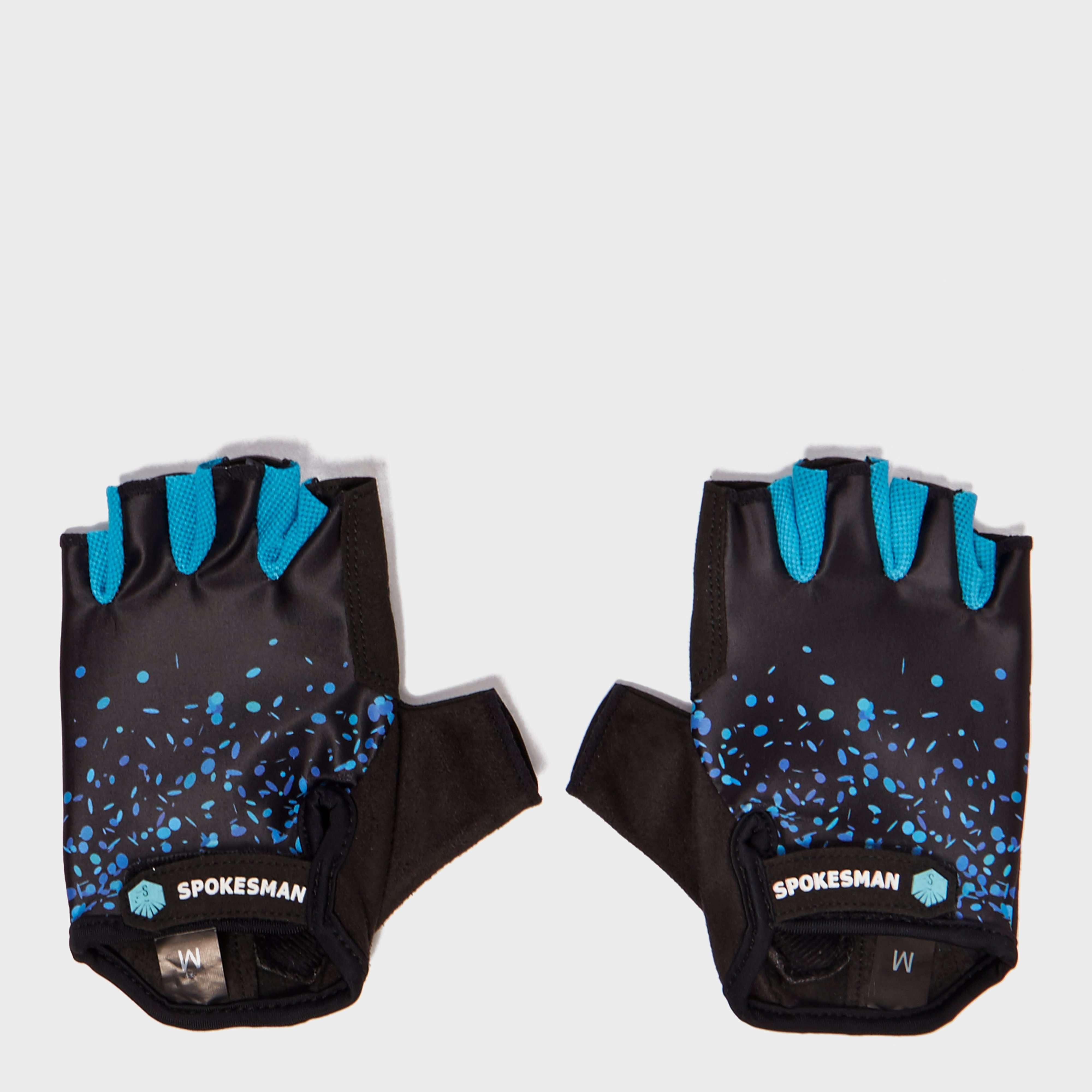 SPOKESMAN Women's Lady Short Cycling Gloves