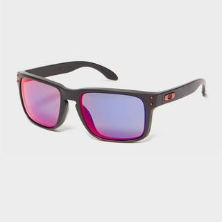 Holbrook Red Iridium Sunglasses