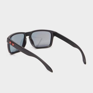 N/A Oakley Holbrook Red Iridium Sunglasses