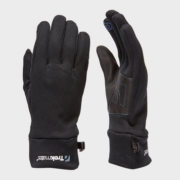 e0841c0474eb Black TREKMATES Unisex Ullscarf Gloves ...