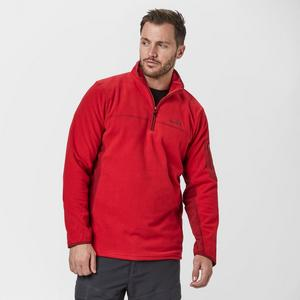 PETER STORM Men's Panelled II Half Zip Fleece