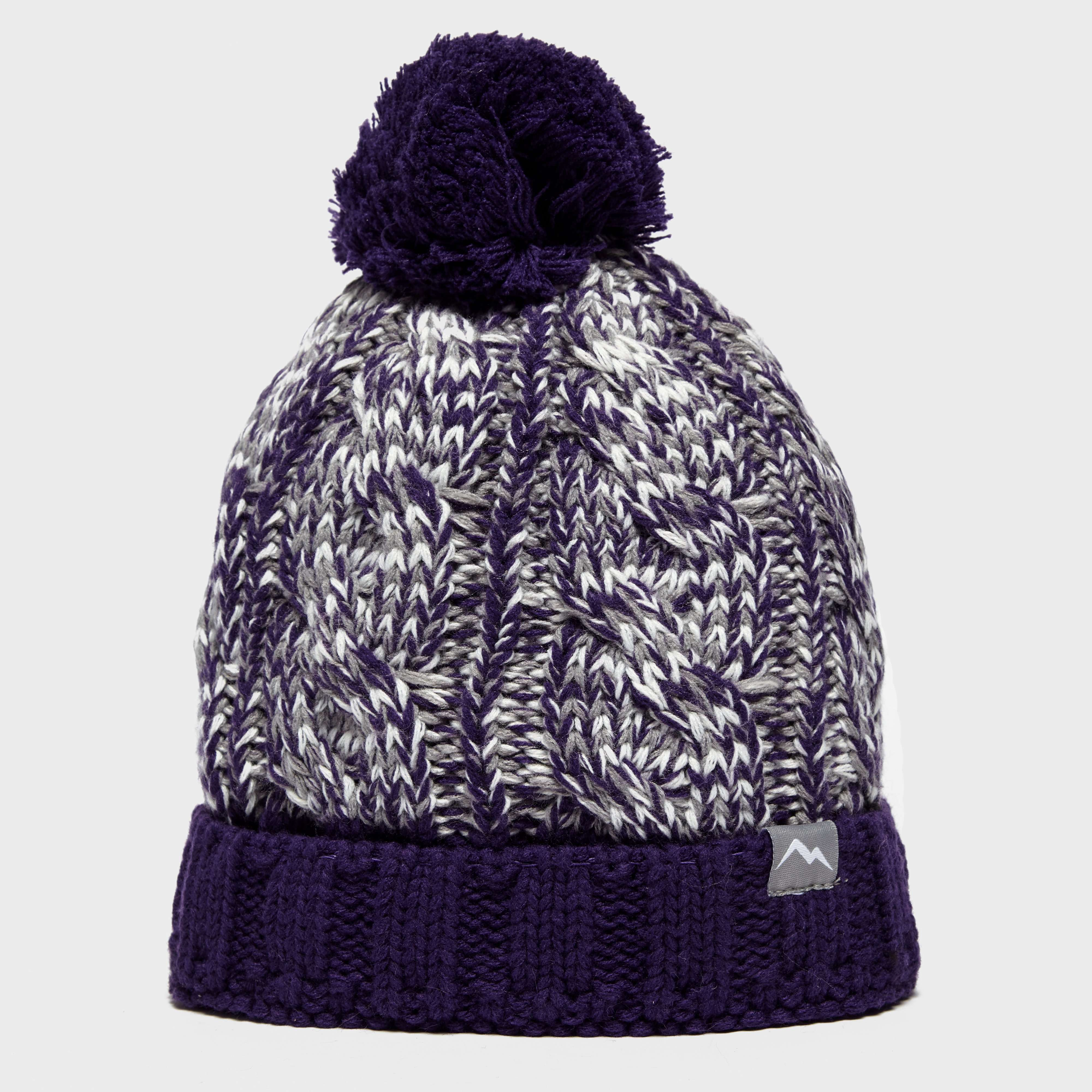 PETER STORM Women's Olivia Waterproof Bobble Hat