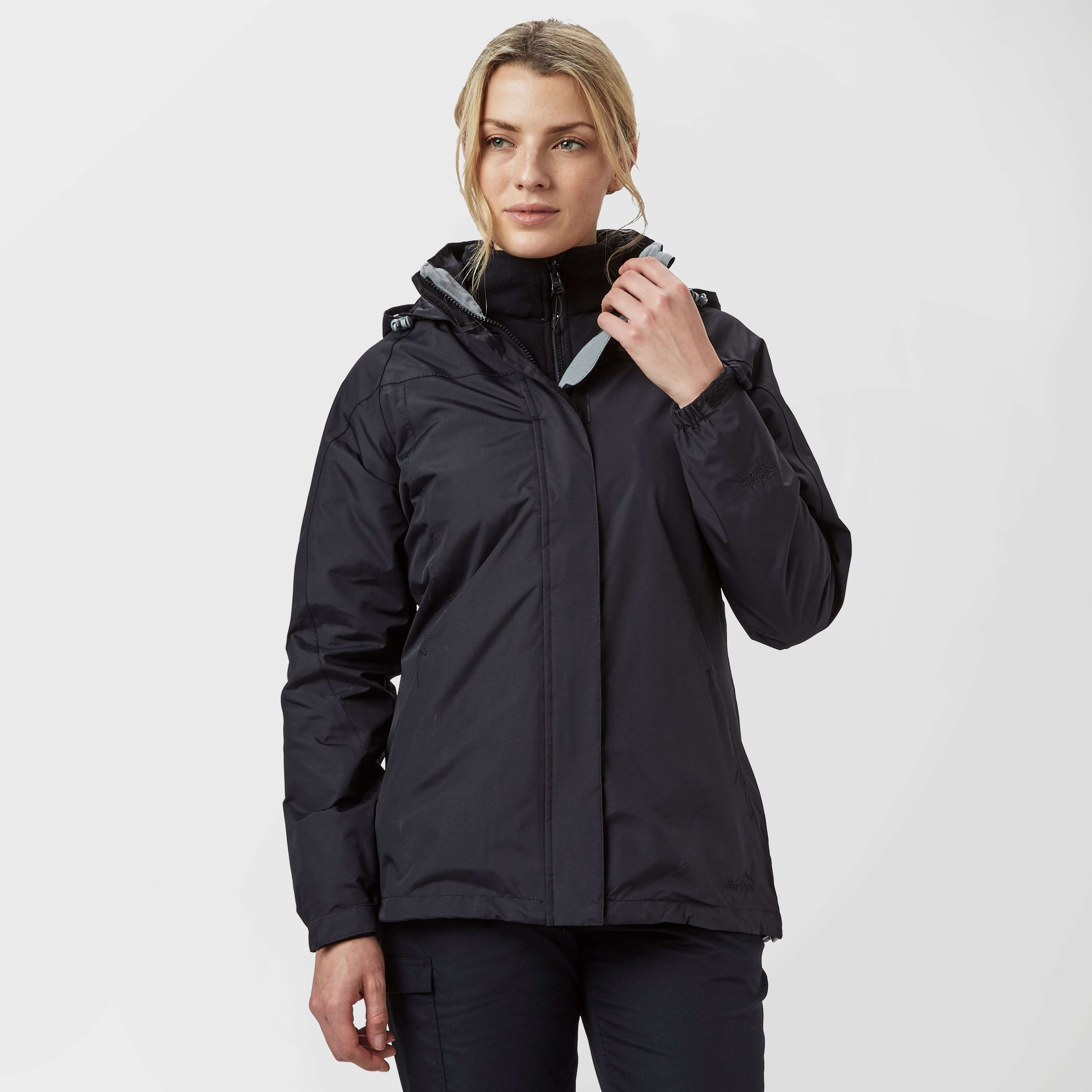 PETER STORM Women's Lakeside II 3 in 1 Jacket