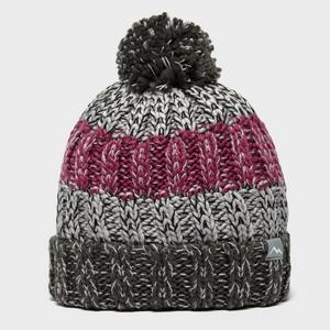 PETER STORM Girl's Stripe Bobble Hat