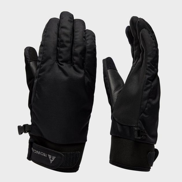 Men's Leather Waterproof Gloves