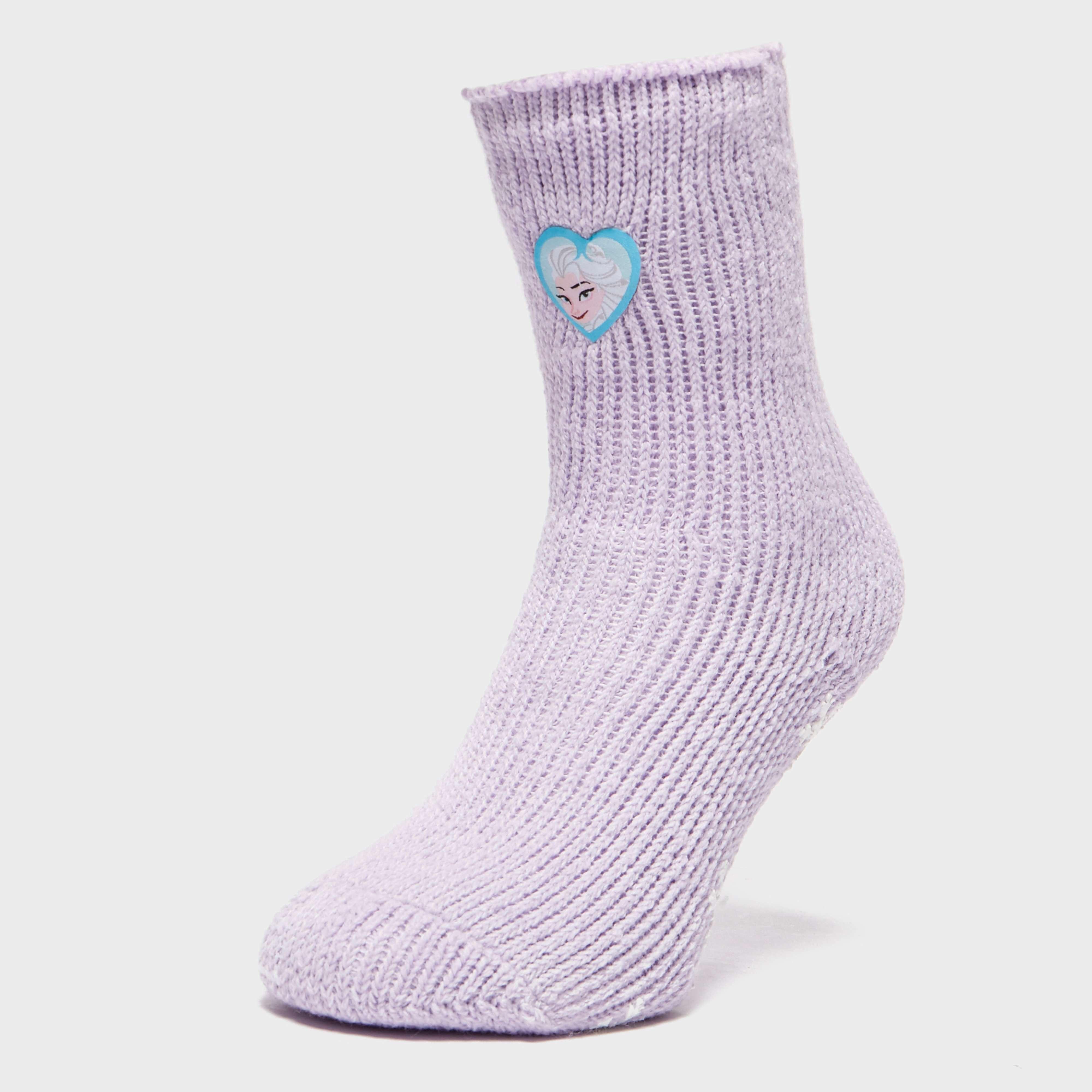 HEAT HOLDERS Girls Disney® Frozen Slipper Socks