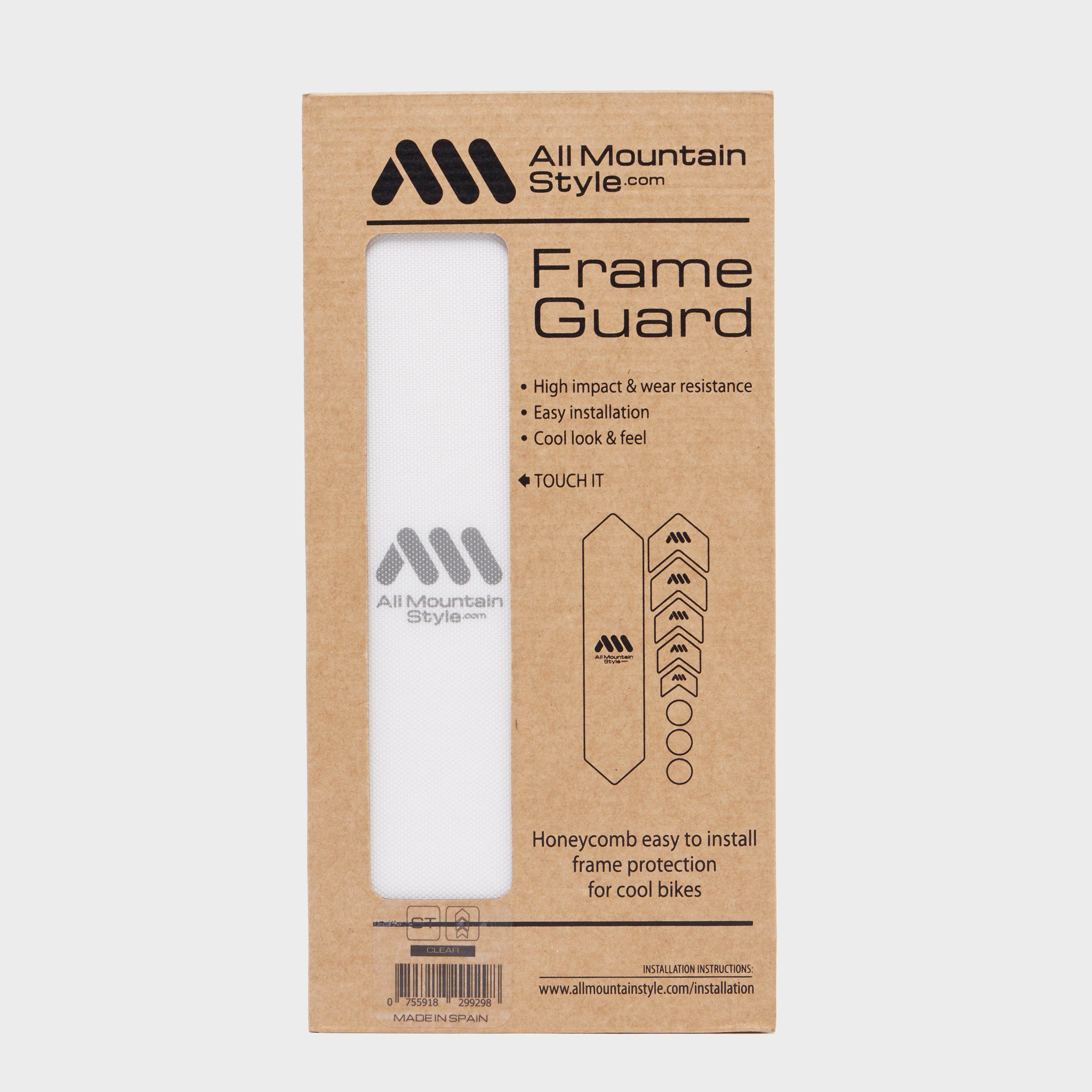 AMS Honeycomb Frame Guard Kit