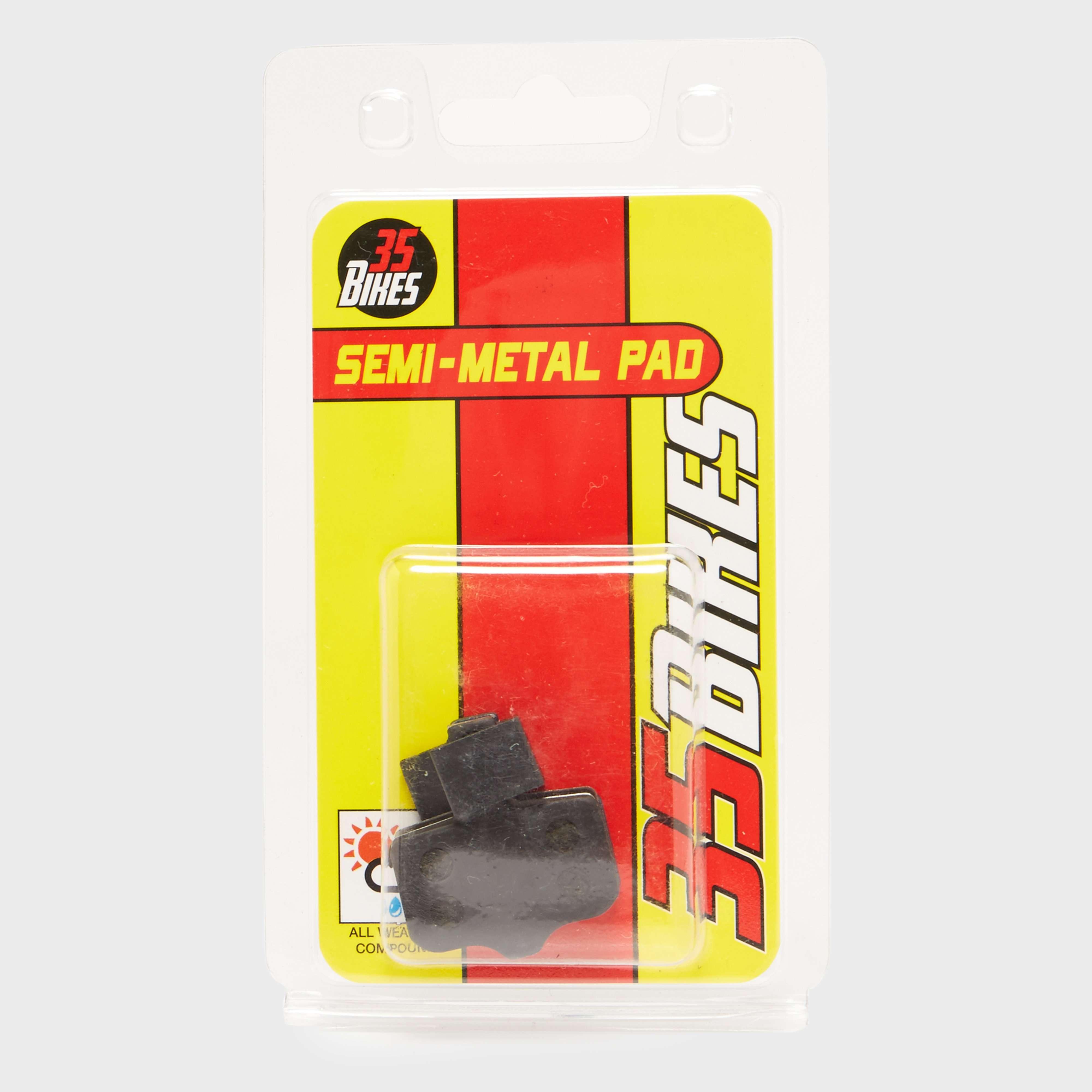 35 BIKES Shimano Avid, Elixir, SRAM X0/XX Semi Metallic Brake Pads