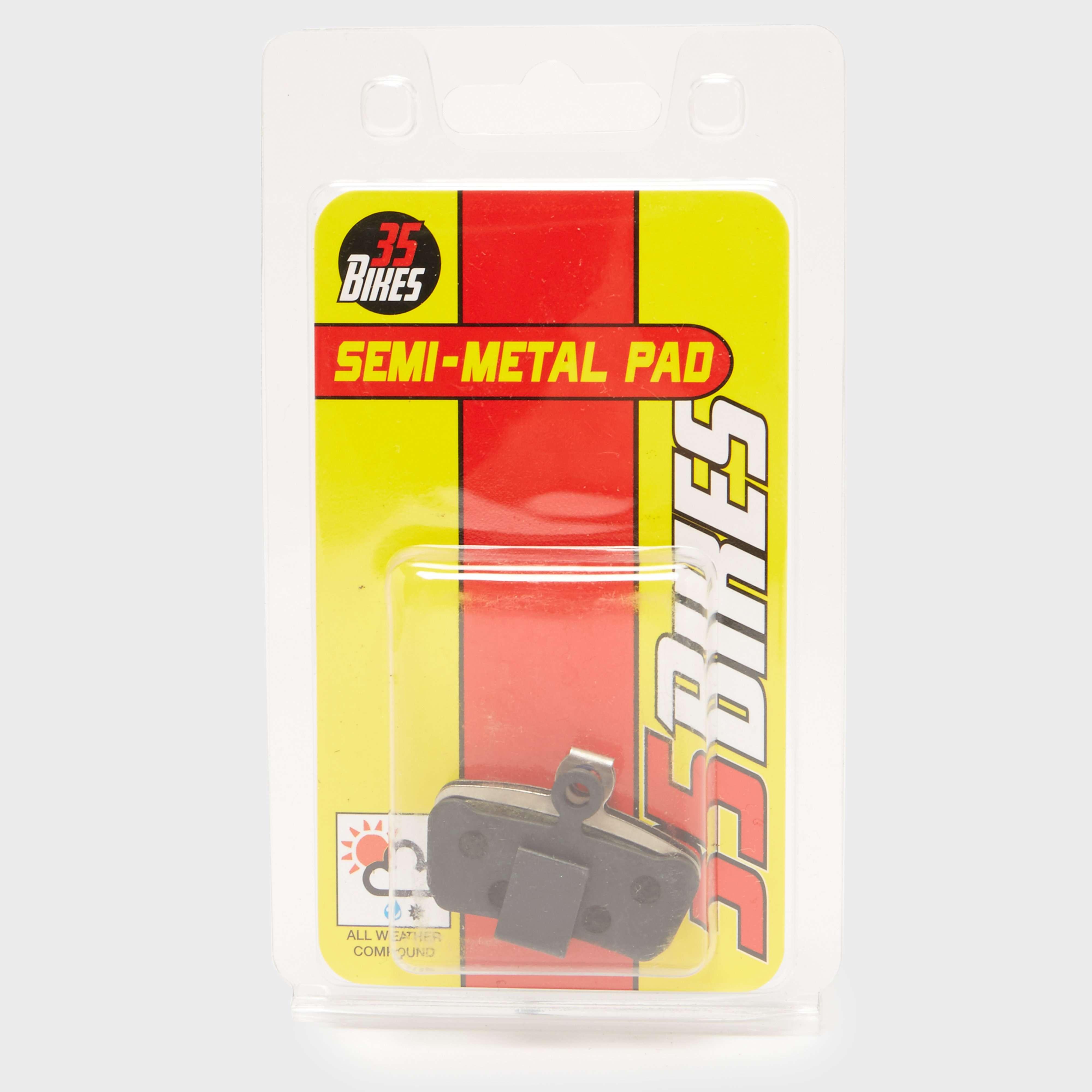 35 BIKES Shimano Avid Elixir, SRAM XX/XO Semi Metallic Brake Pads
