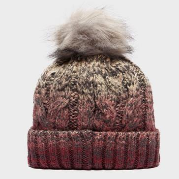 Multi Alpine Women's Gem Bobble Hat