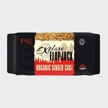 N/A TORQ Explore Flapjack Organic Ginger Cake