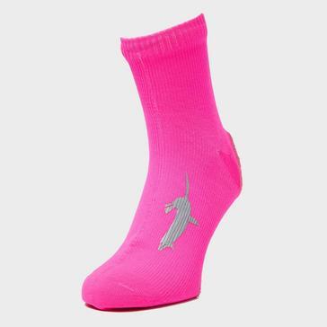 Pink Sealskinz Waterproof Oversock
