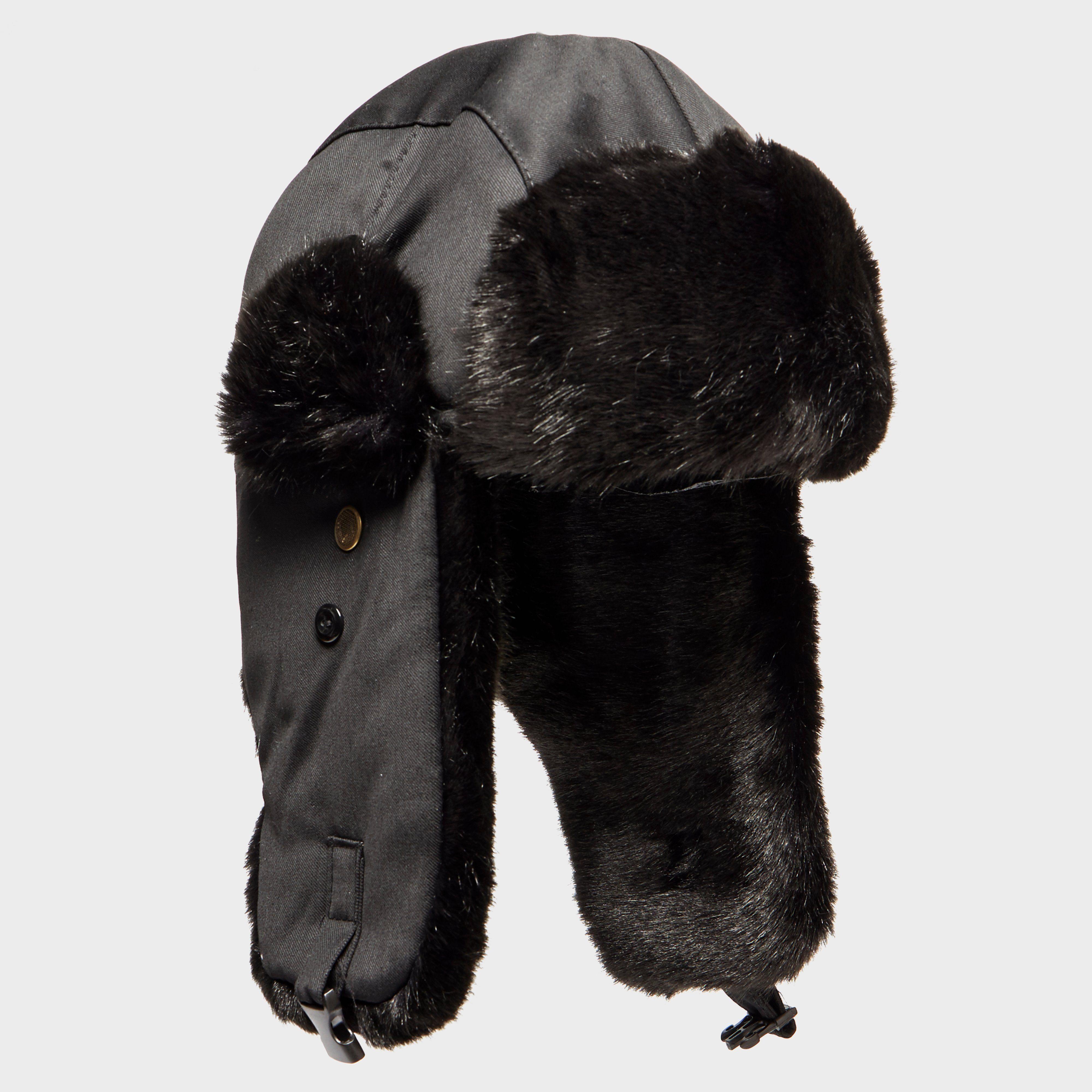ALPINE Women's Fur Trapper Hat