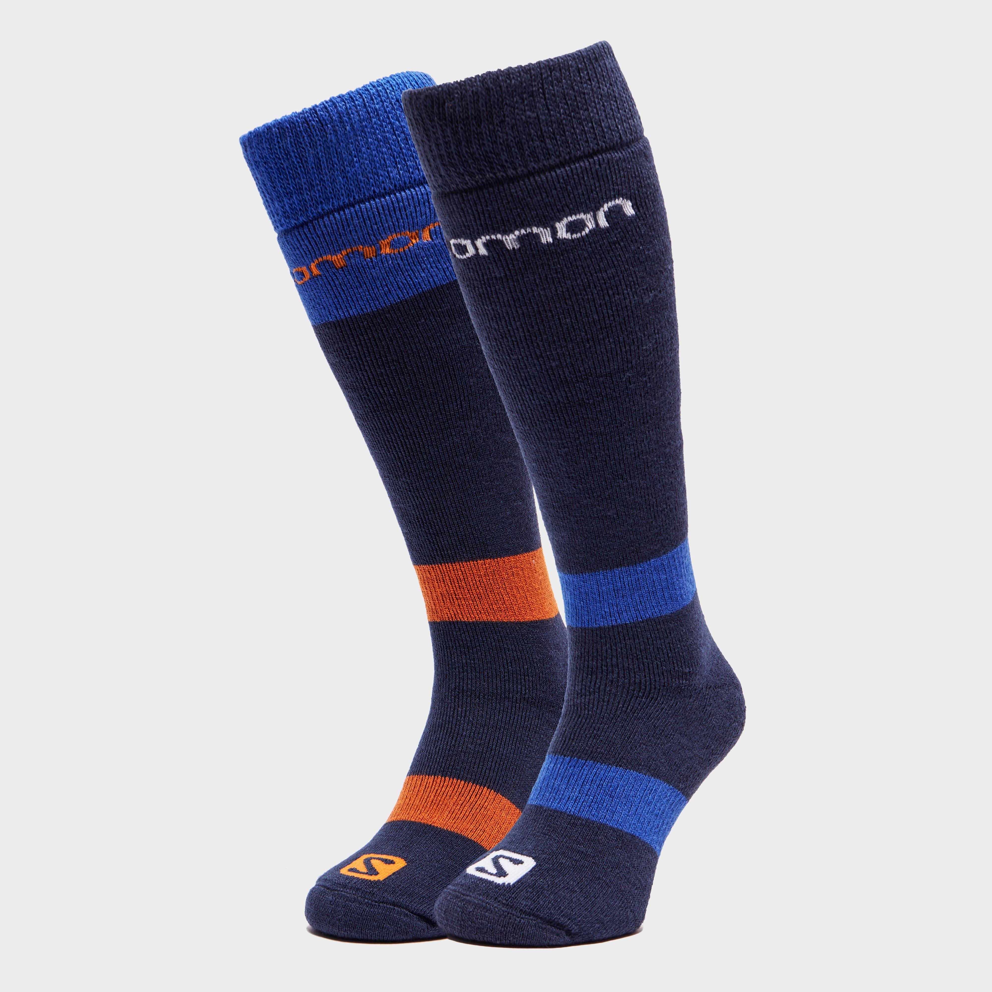 SALOMON SOCKS Men's All Round Ski Sock