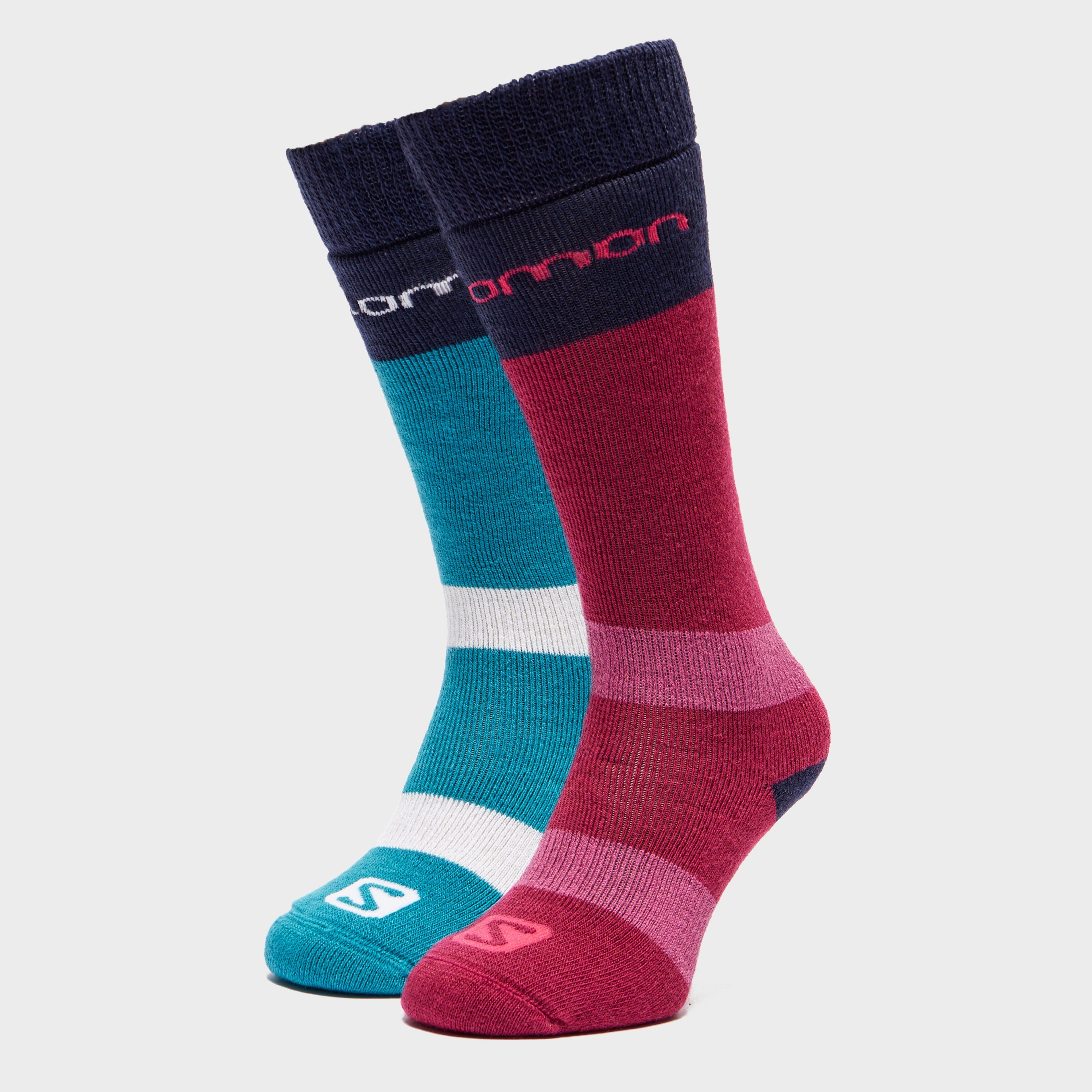 SALOMON SOCKS Women's All Round Ski Sock