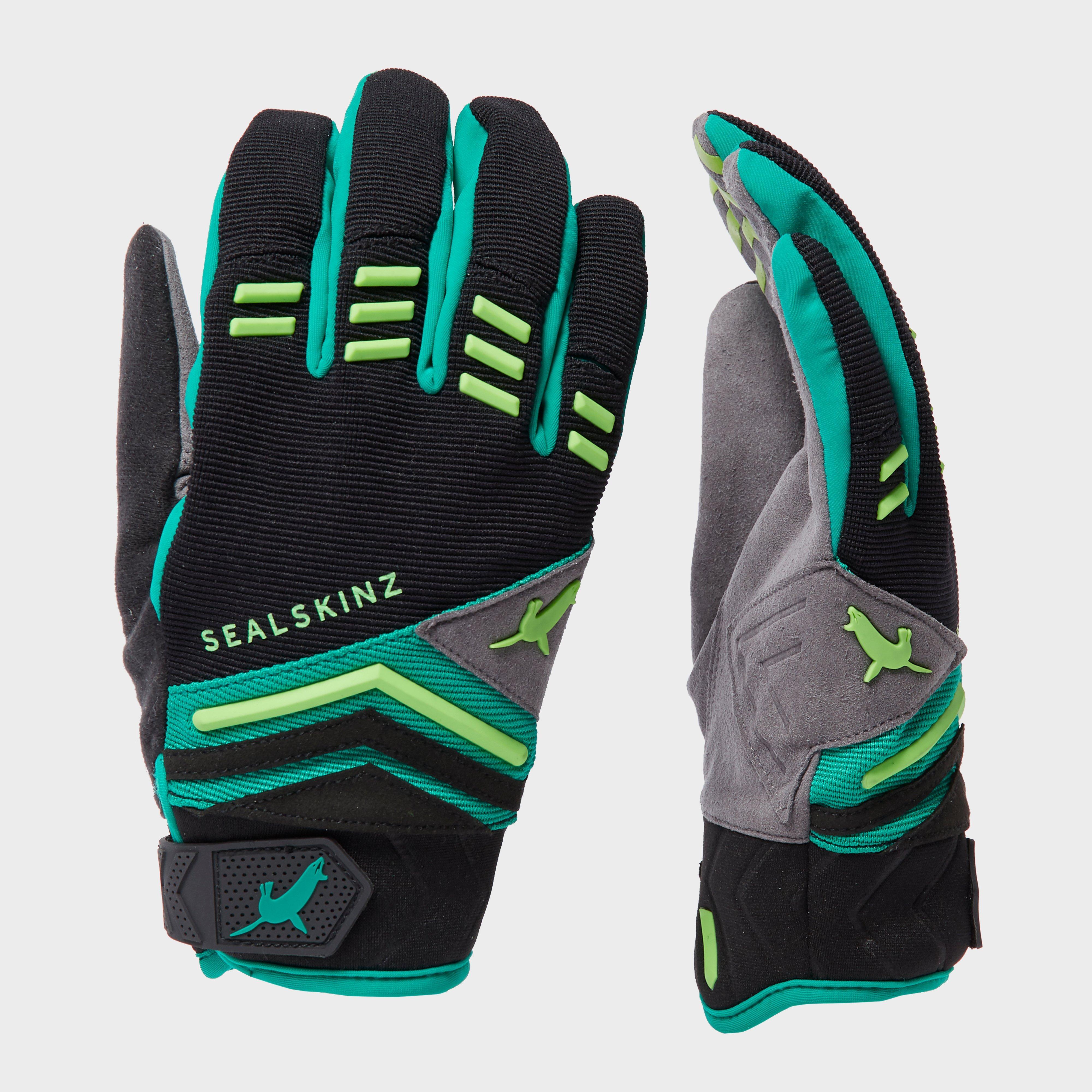 SealSkinz Sealskinz Unisex Dragon Eye MTB Gloves - Green, Green