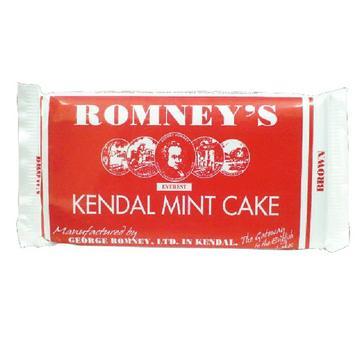 Multi Romneys Kendal Mint Cake, Brown (125g)
