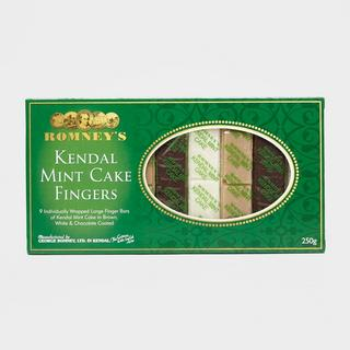 Kendal Mint Cake Fingers (250g)