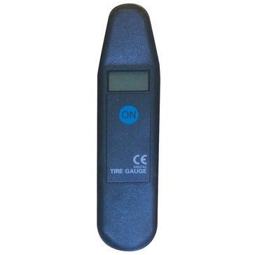 Blue STREETWIZE Digital LCD Tyre Gauge