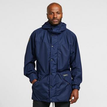 Navy Paramo Men's Cascada Waterproof Jacket