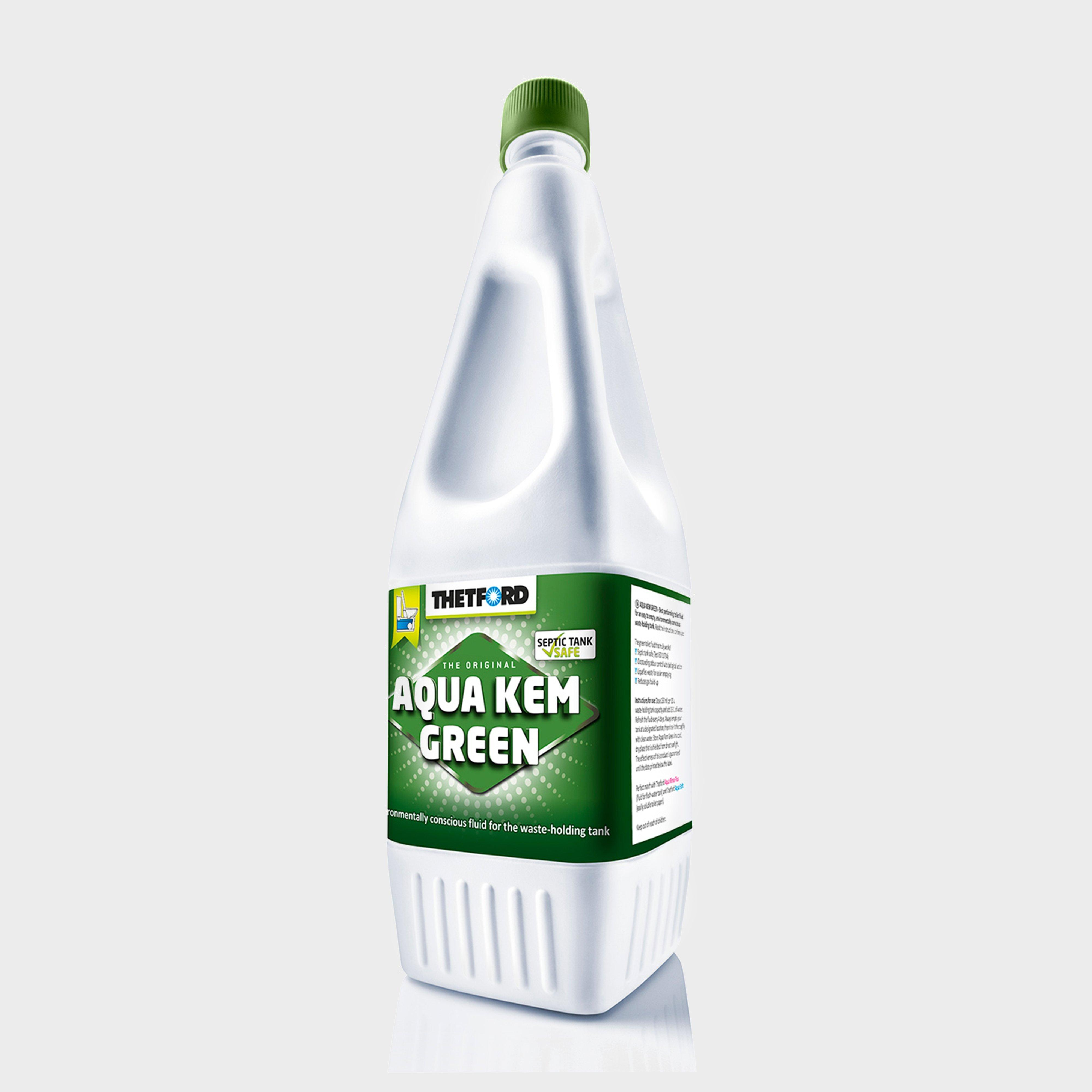Thetford Thetford Aqua Kem Green Toilet Fluid (1.5 Litre), Green