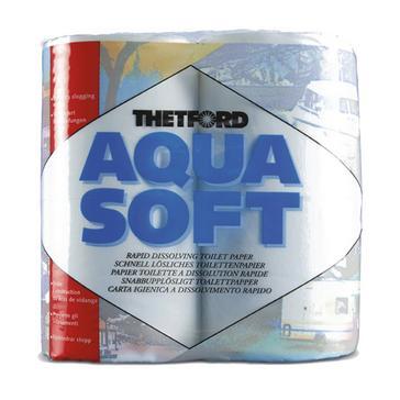 white Thetford Aqua Soft Camping Toilet Paper