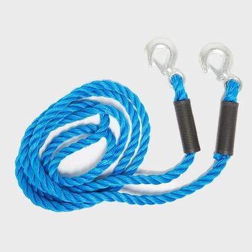 Blue STREETWIZE 2.5 Tonne Blue Tow Rope