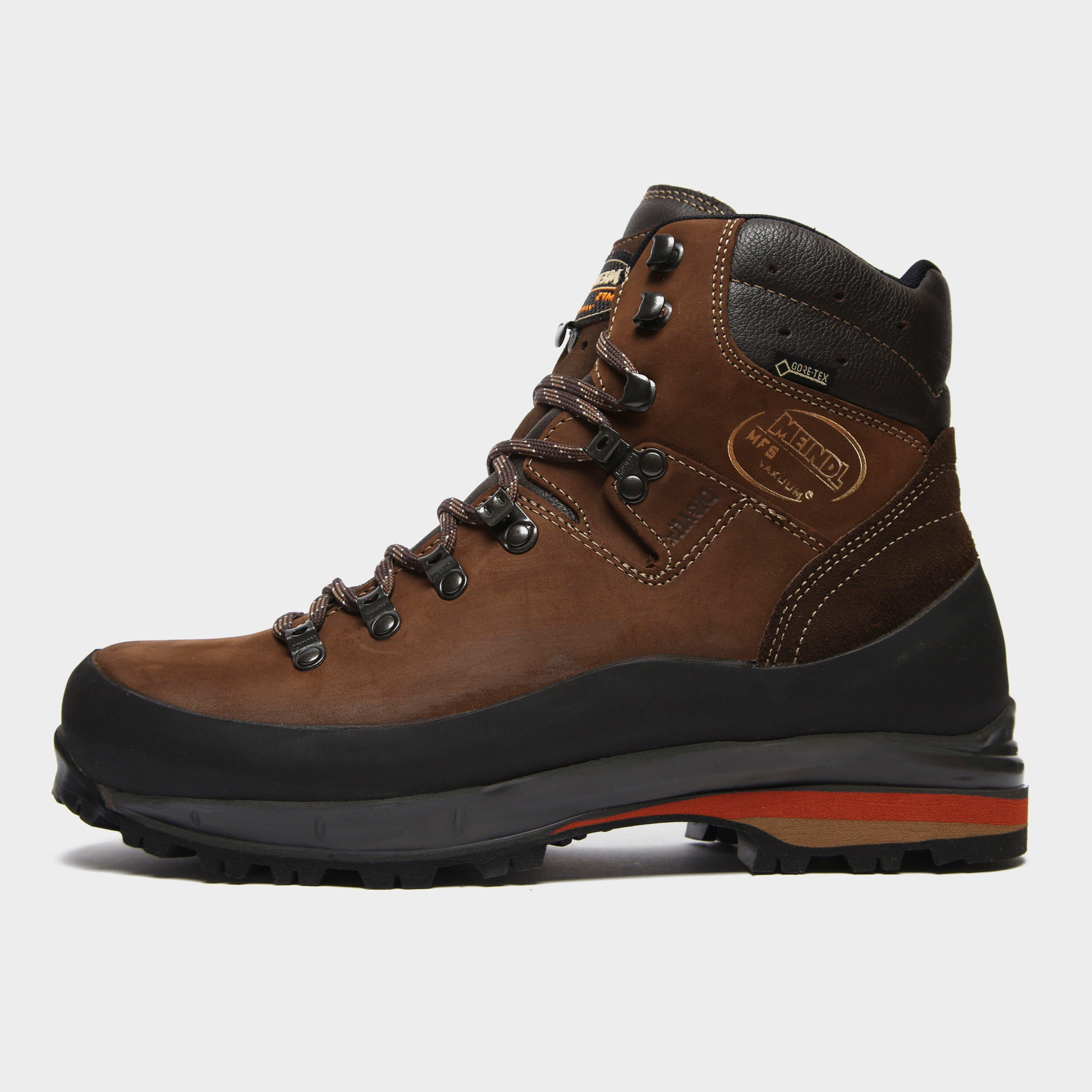 Meindl Meindl Mens Vakuum GORE-TEX Walking Boots, Brown