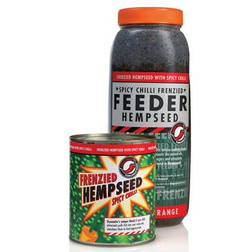 Green Dynamite Chilli Hempseed 700g Fishing Carp Bait