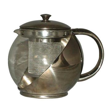 silver Quest Stainless Steel Teapot