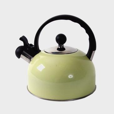Cream Quest Whistler 2.2L Camping Kettle