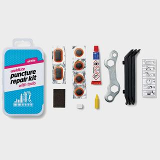 Puncture Cure Kit (includes Spanner and Tyre Lever