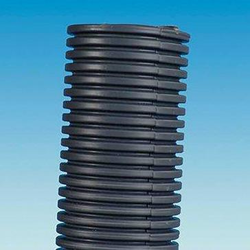 Black PENNINE Waste Hose - 28.5mm (SOLD BY THE METRE)