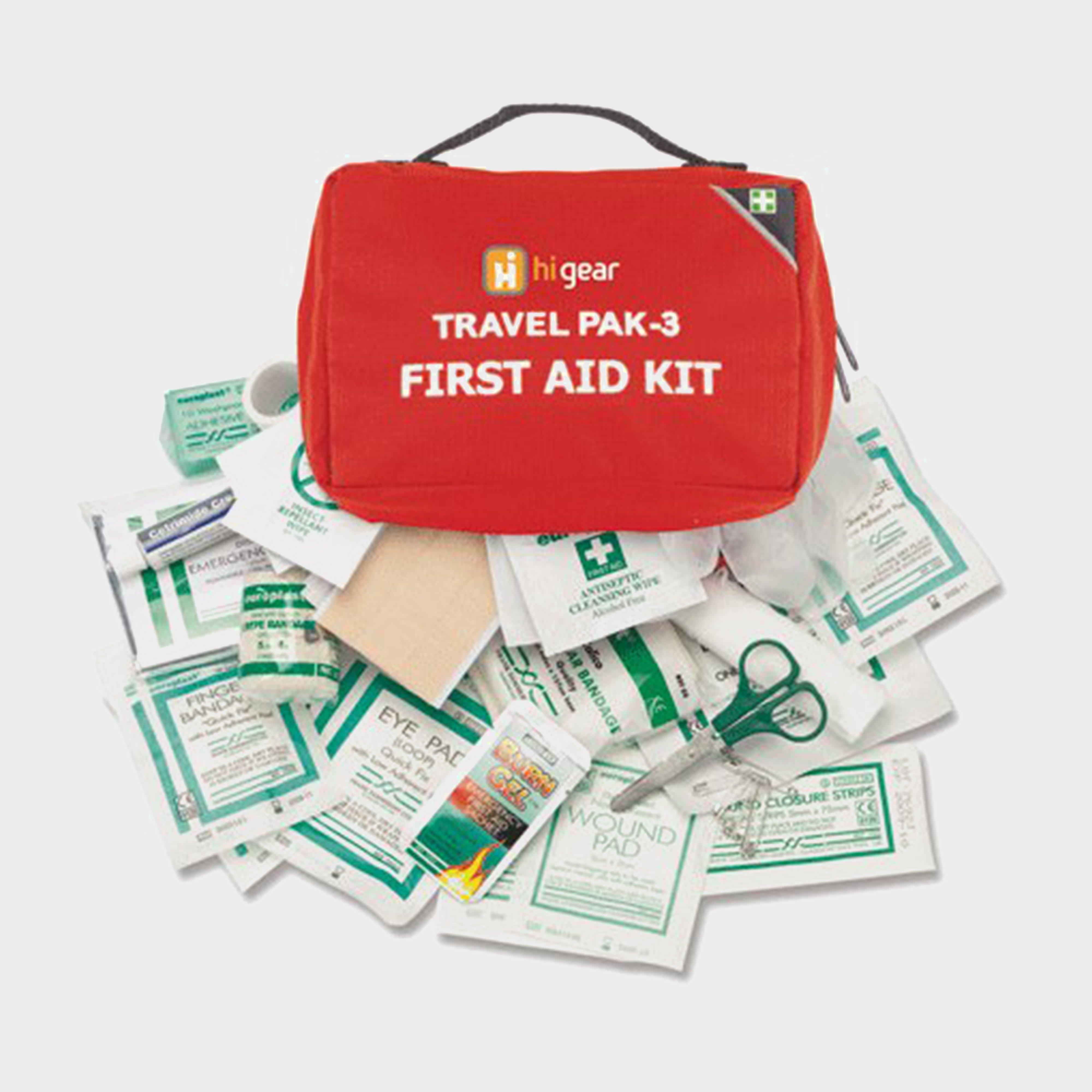 Hi-Gear Hi-Gear First Aid Kit 3 (22 Items)