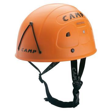 ORANGE Camp Rockstar Climbing Helmet