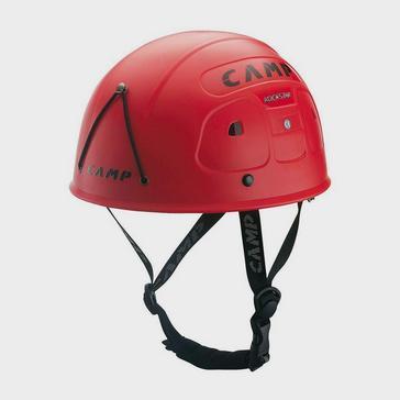 RED Camp Rockstar Climbing Helmet