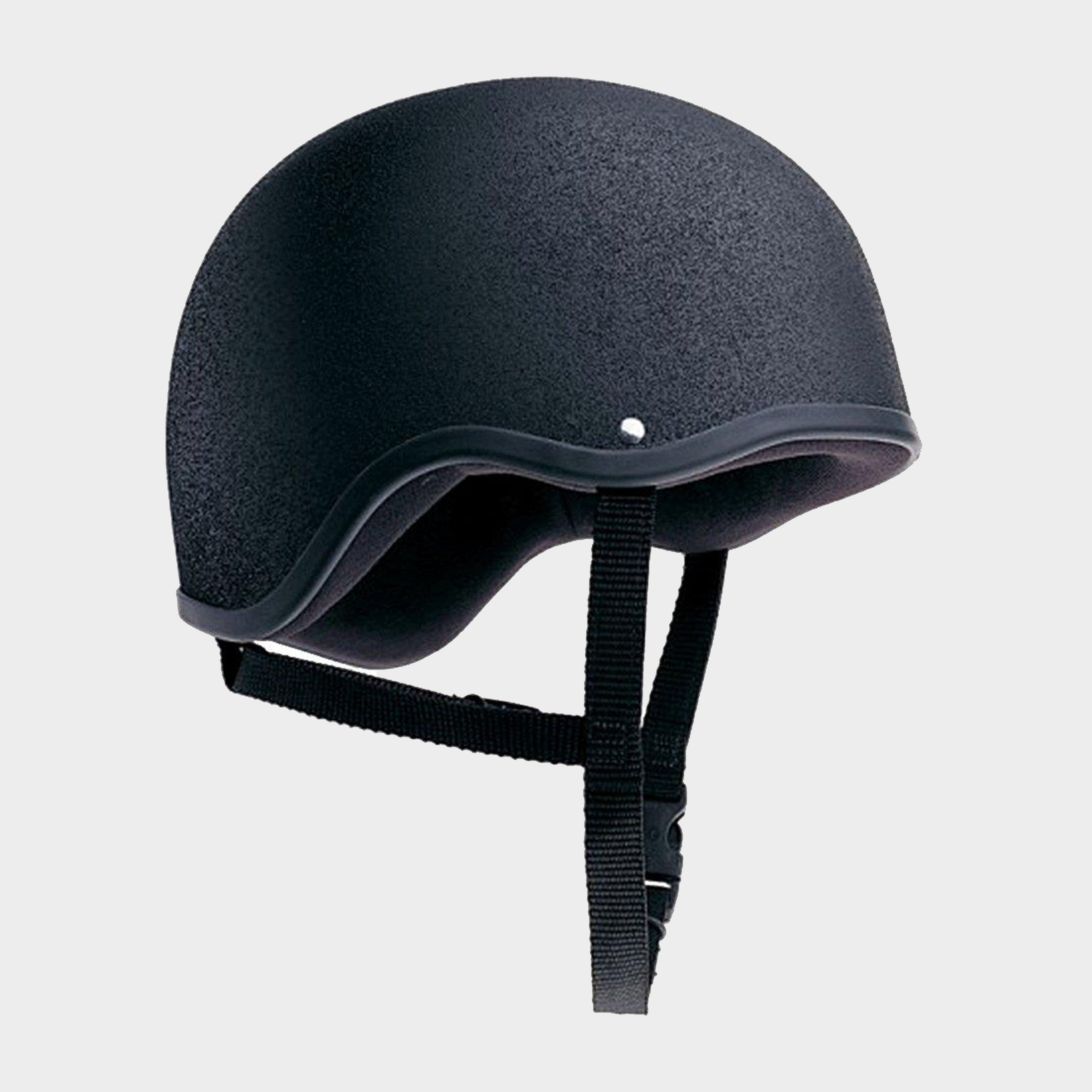 Image of Champion Junior Plus Riding Helmet - Navy/Navy, NAVY/NAVY