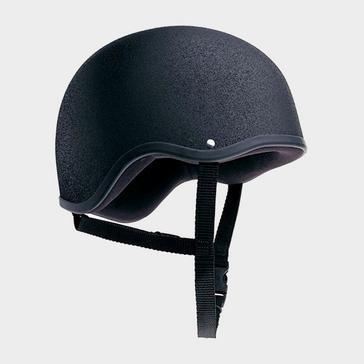 Navy Champion Junior Plus Riding Helmet