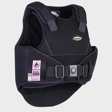 BLACK Champion Flexair Body Protector (Small)