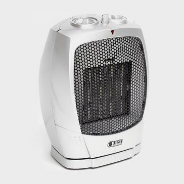 White Quest Dual Purpose Ceramic Heater 750-1000W