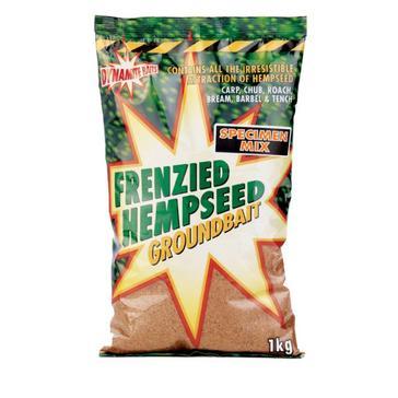Brown Dynamite Frenzied Hemp Specimen Mix