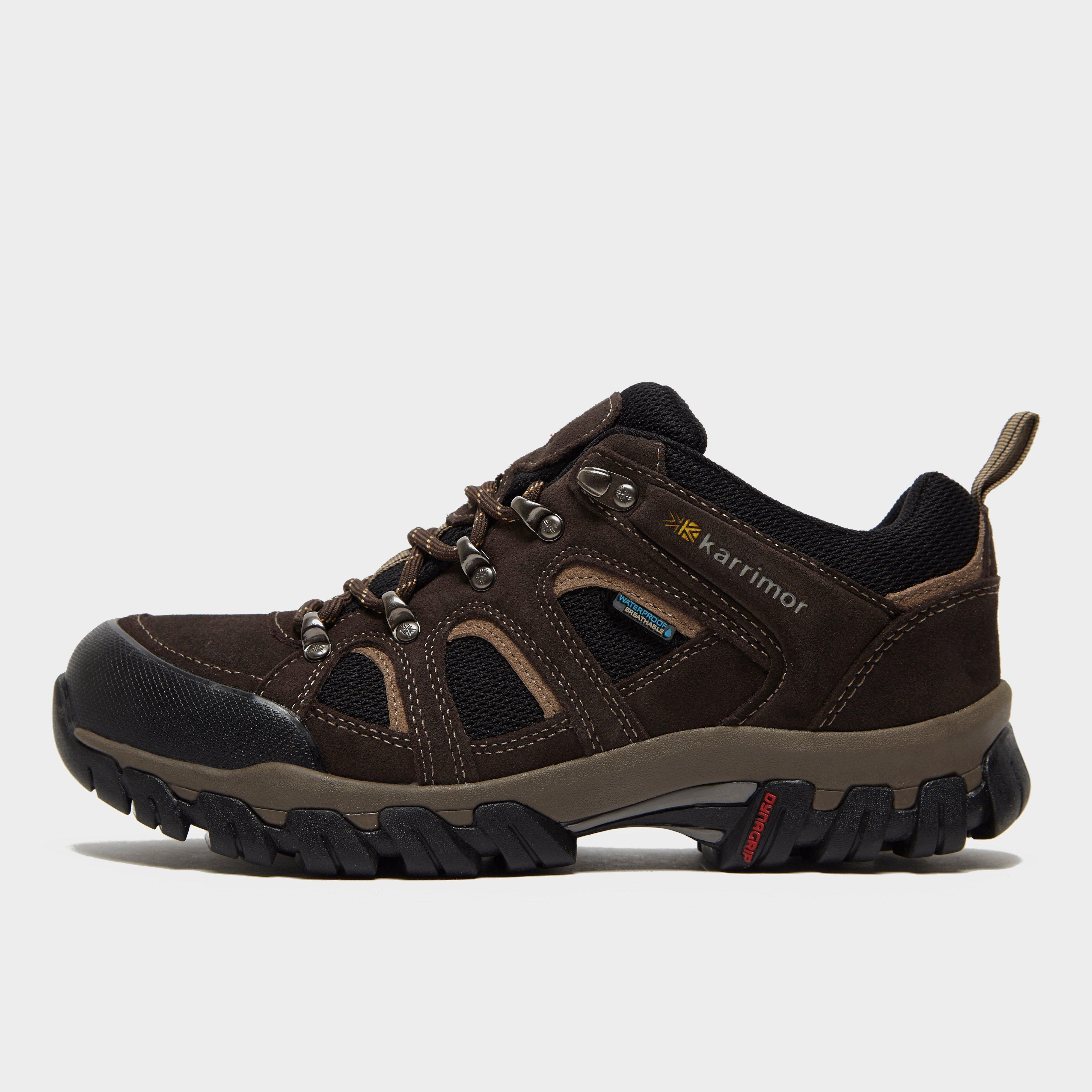 Karrimor Karrimor Mens Bodmin Low Weathertite Trail Shoes
