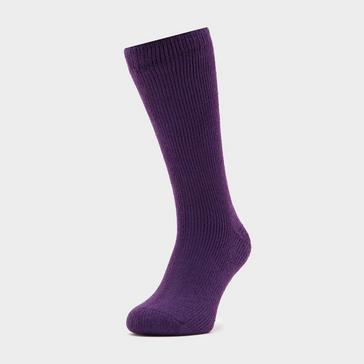 Purple Heat Holders Women's Heat Holder Socks