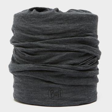 Grey BUFF Lightweight Wool Neckwarmer
