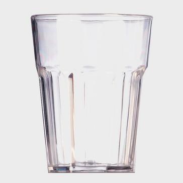 Clear VANGO Acrylic Tumblers (Set of 4)
